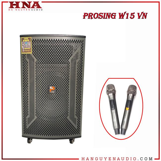 loa kéo di động Prosing W15 VN